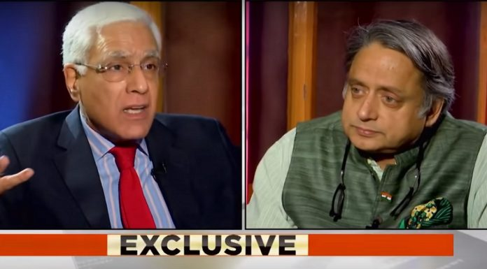 Tharoor-Thapar-Interview