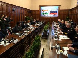 India Russia Defence Meeting SEPT2020